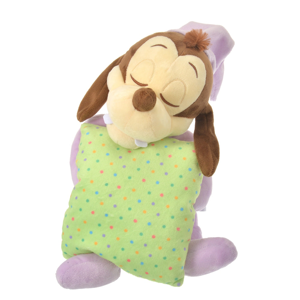 Max Plush Doll Gussuri Sleeping Disney Store Japan