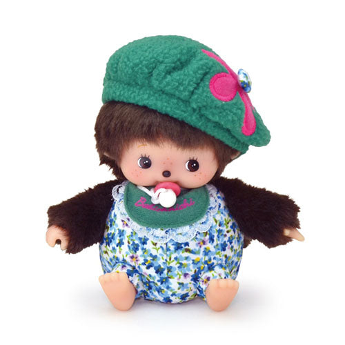 Bebichhichi Doll Boy PomPom Flower Monchhichi Japan