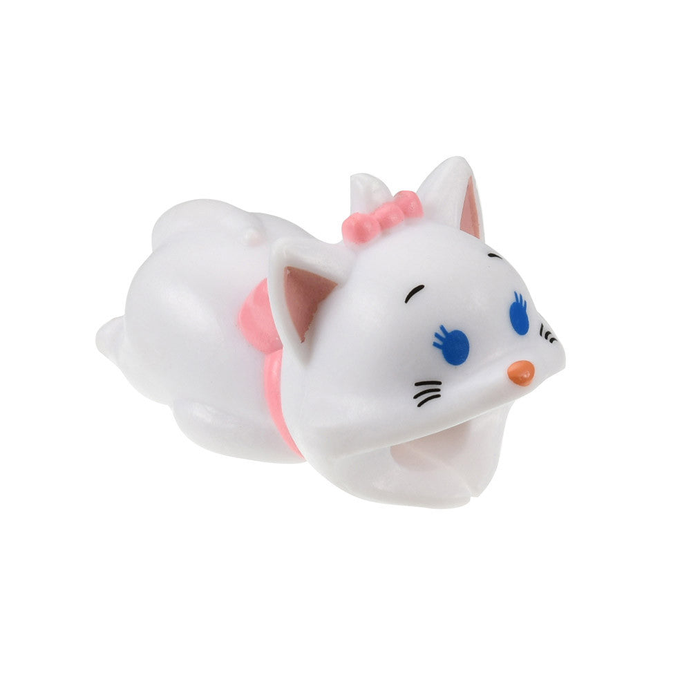 Aristocats Marie Cat CABLE BITE Cable Protection for iPhone Disney Store Japan