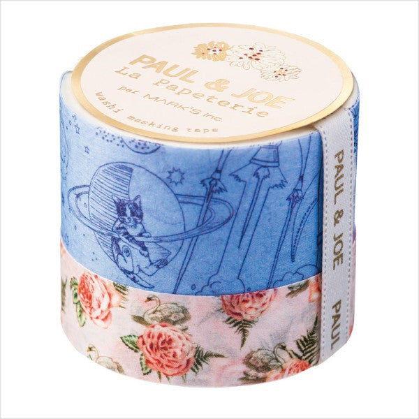 Masking Tape Set X PAUL & JOE Japan