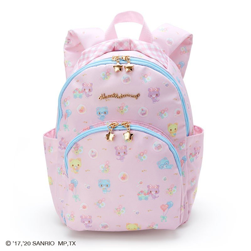 Mewkledreamy Kids Backpack Glitter Soap Bubble Party Sanrio Japan