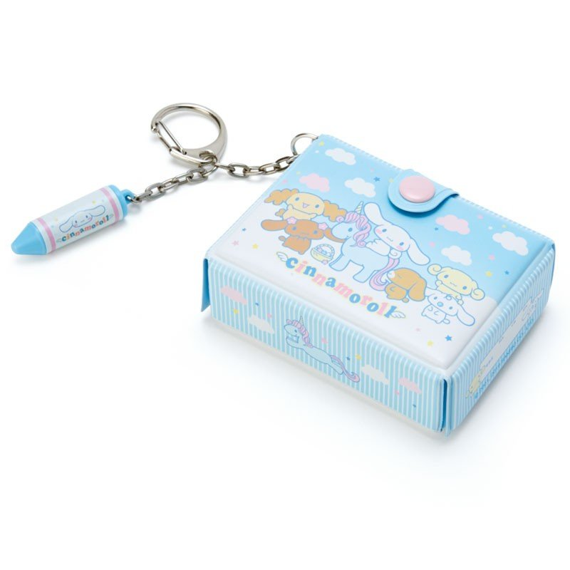 Cinnamoroll Keychain Key Holder Tool Box shape Sanrio Japan