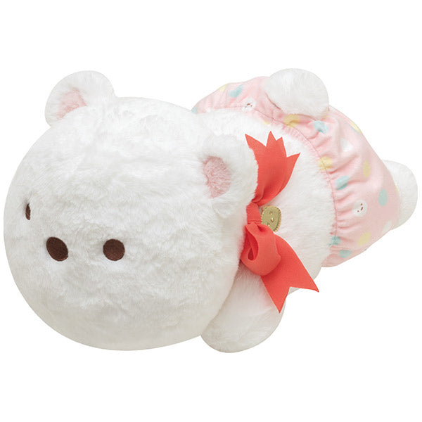 Sumikko Gurashi Shirokuma Bear Plush Doll Sleep Together San-X Japan