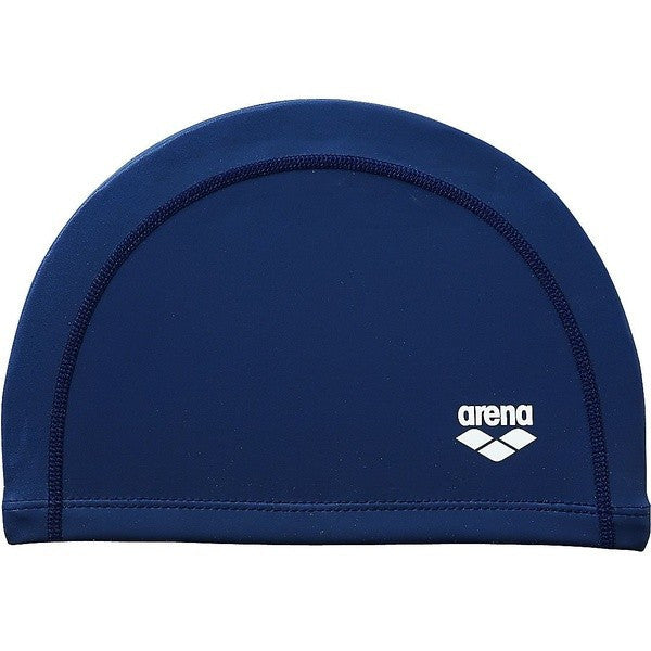 2WAY Silicone Swimming Cap ARN 6406 F NVY Navy Free Size arena Japan
