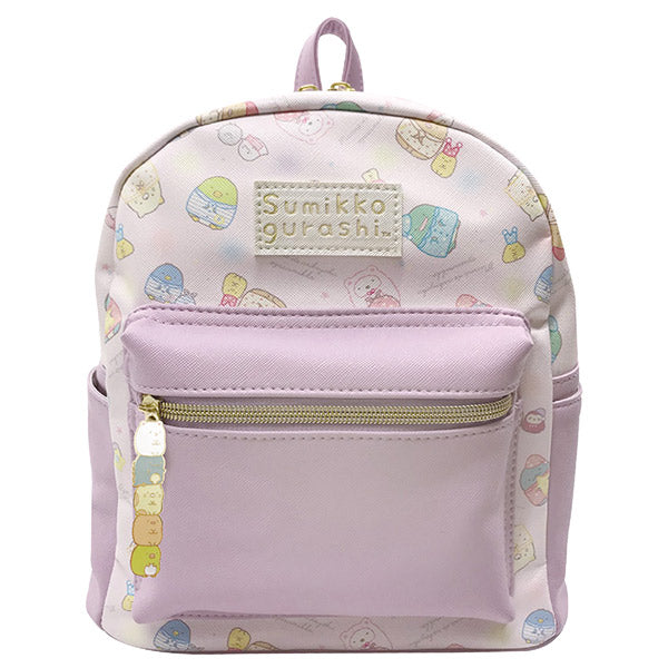 Sumikko Gurashi mini Backpack Staying party San-X Japan