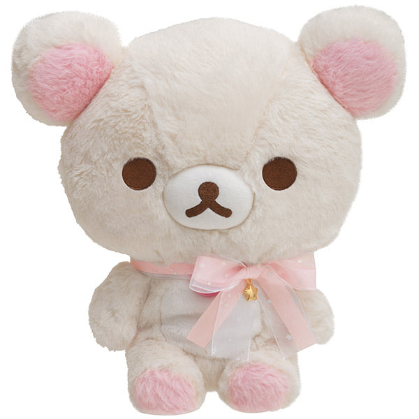 Korilakkuma Plush Doll M Slumber Pajama Party San-X Japan Rilakkuma