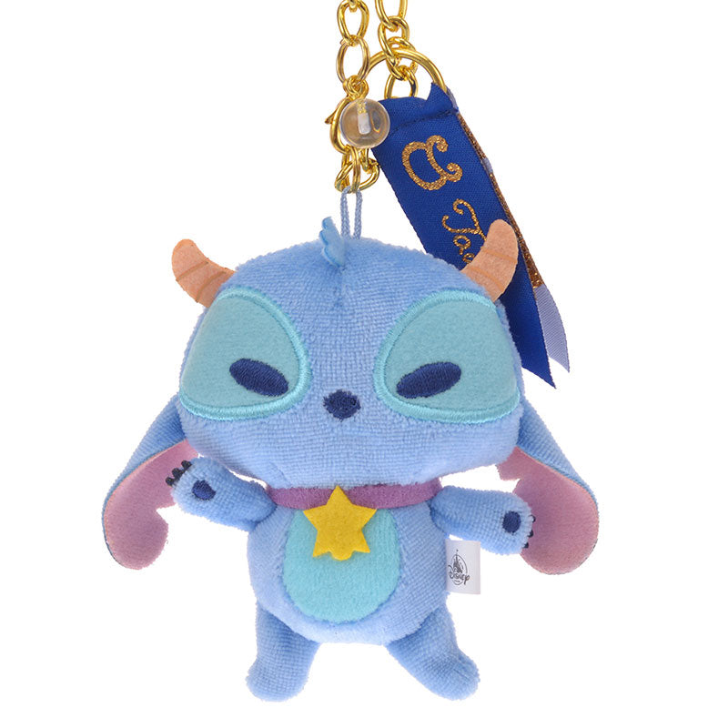 Stitch Keychain Key Holder Taurus Horoscope Disney Store Japan