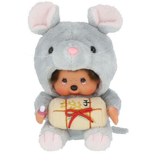 Monchhichi Doll S Zodiac Mouse Rat New Year Japan