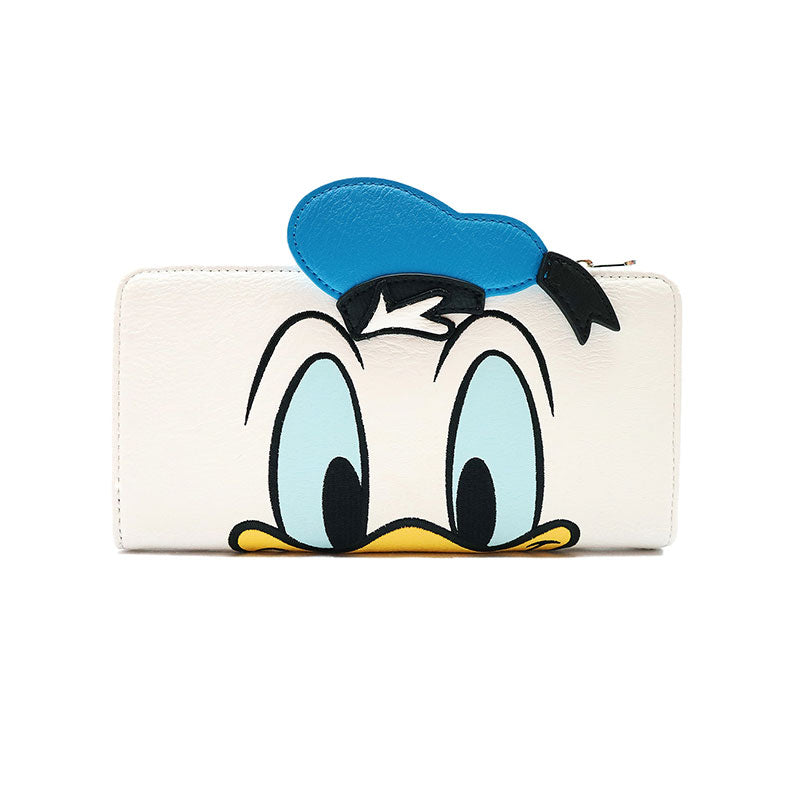 Daisy & Donald Wallet Reversible Loungefly Disney Store Japan