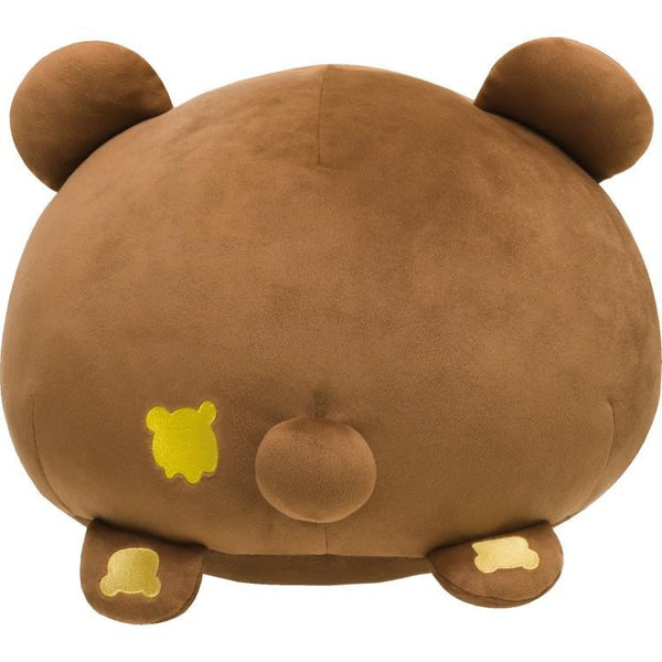 Chairoikoguma Daifuku Cushion S Super Soft San-X Japan Rilakkuma