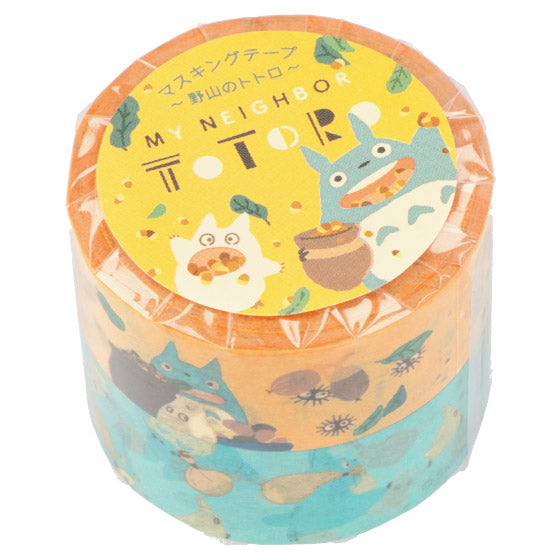My Neighbor Totoro Masking Tape Mountain Studio Ghibli Japan