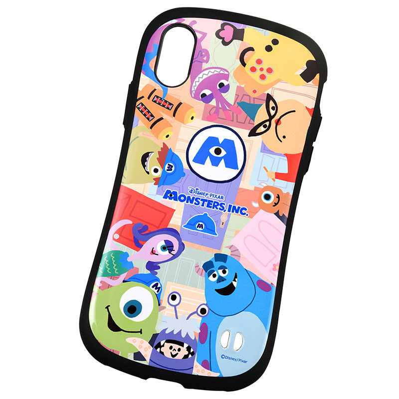 Monsters Inc iPhone X / XS Case Cover iFace First Class Disney Store Japan