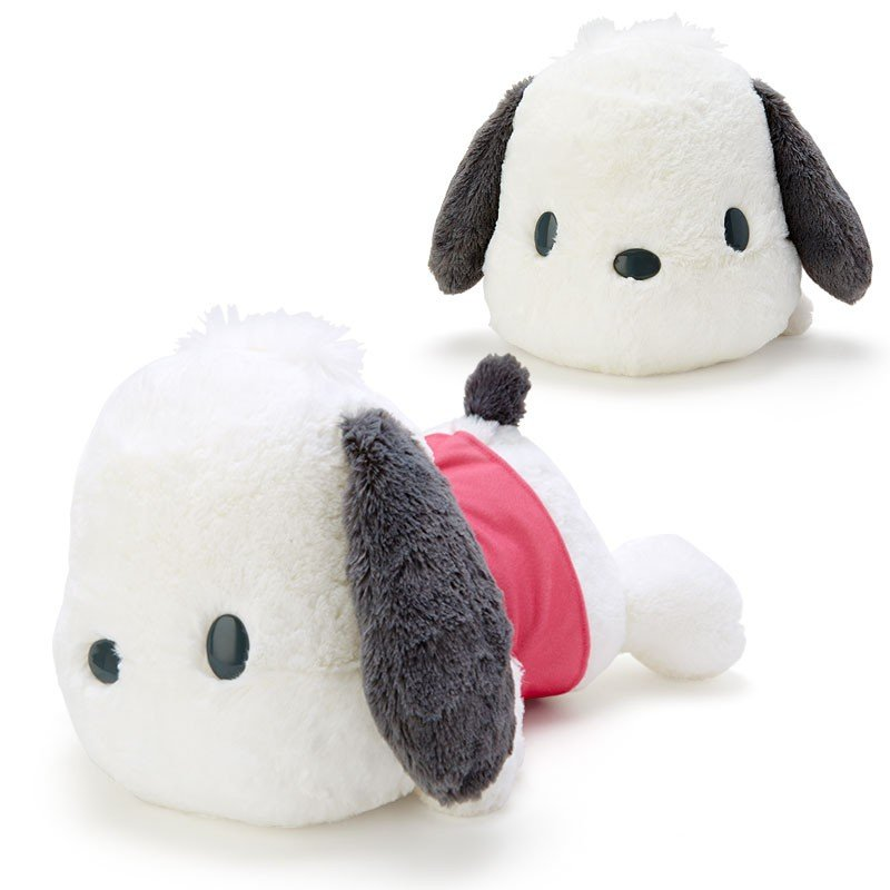 Pochacco Plush Doll Birthday Sanrio Japan
