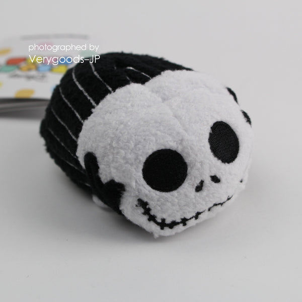 Halloween TSUM TSUM (S) Jack plush doll Nightmare before Christmas HK Disney