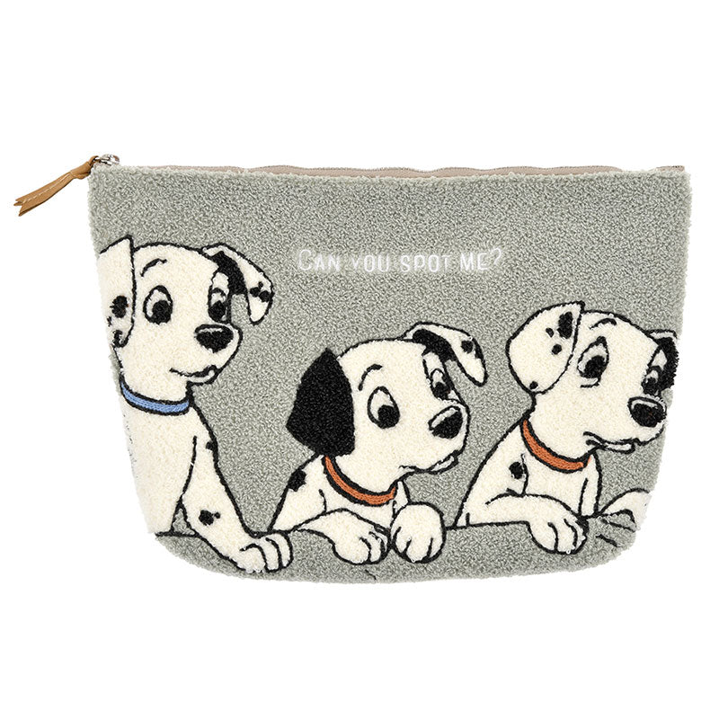101 Dalmatians Pouch SAGARA Embroidery ACCOMMODE Disney Store Japan