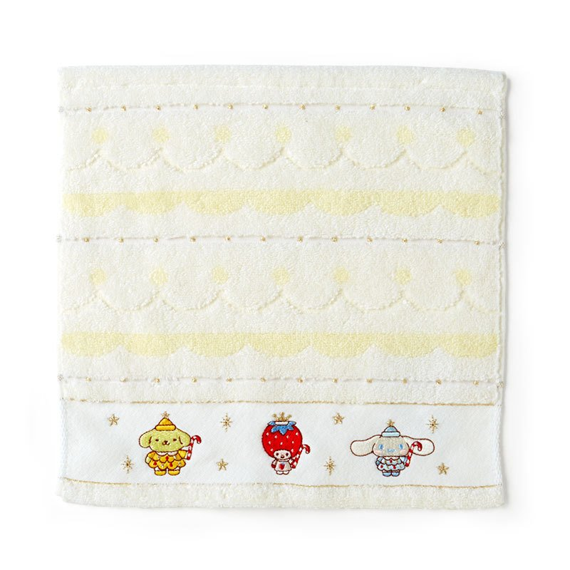 Sanrio Character Christmas Fairy mini Towel White Japan 2020