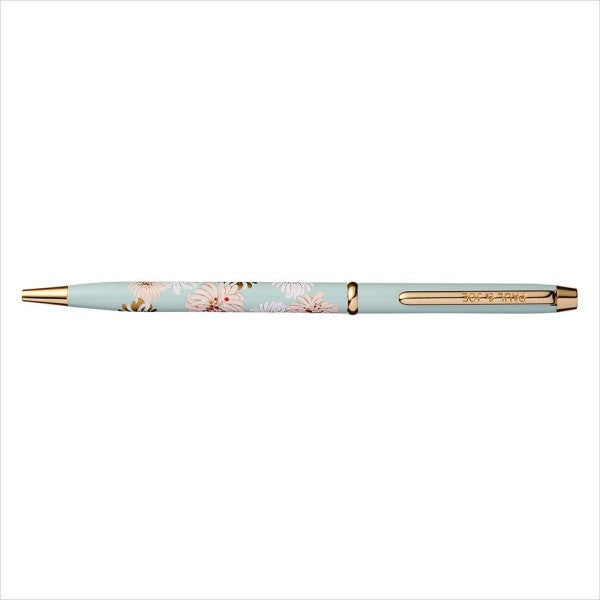 Ballpoint Pen Aqua Blue PAUL & JOE Japan