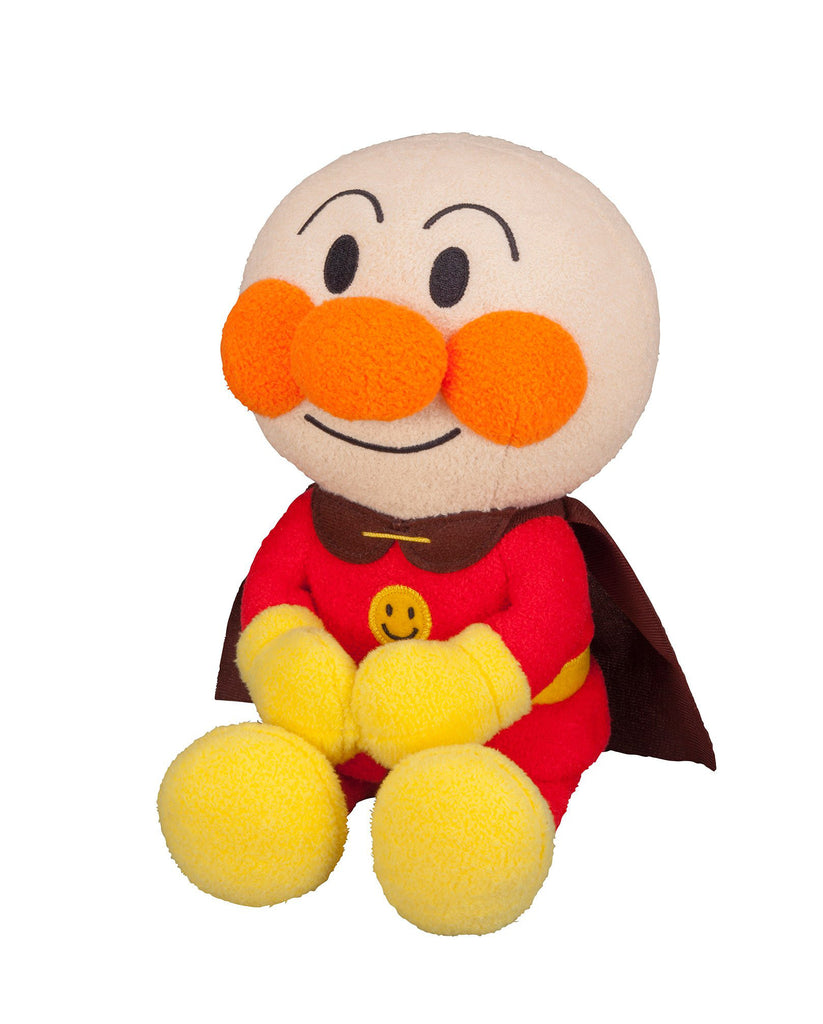 Anpanman & Cheese Dog Plush Doll Hug Japan Kids