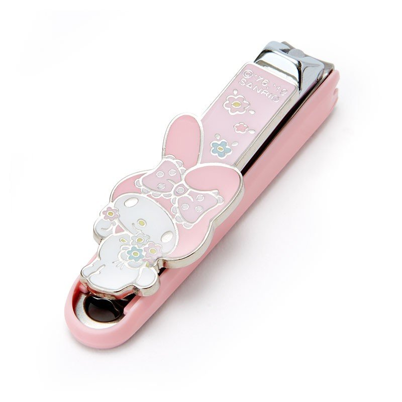 My Melody Nail Clippers Flower Sanrio Japan
