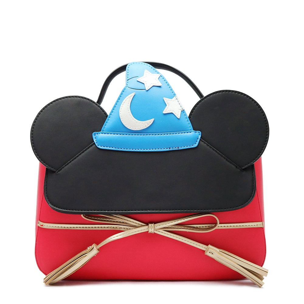 Mickey Hand Bag Shoulder Fantasia Loungefly Disney Store Japan