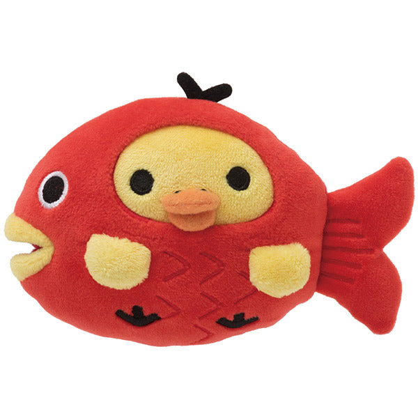 Kiiroitori Yellow Chick Plush Doll Lucky Sea Bream San-X Japan New Year 2020