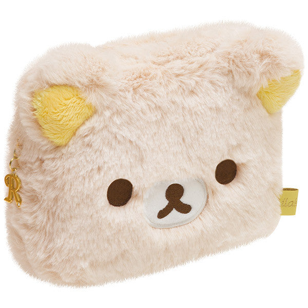 Rilakkuma Sherbet Pouch Light Color San-X Japan