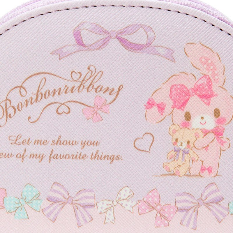 Bonbonribbon Coin Case Pouch Ribbon Sanrio Japan