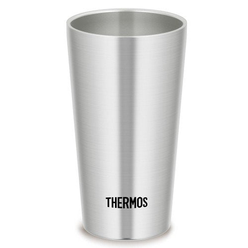 Vacuum double structure Stainless Tumbler 300ml JDI-300-S Thermos Japan