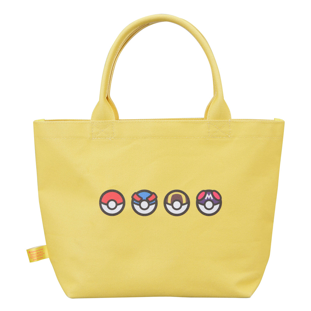 Pikachu Lunch Tote Bag PK POKEMON DOLLS Pokemon Center Japan Original