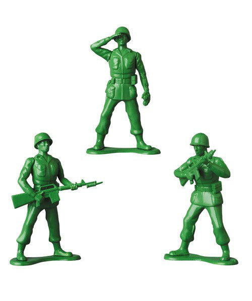 Green Army Man UDF Figure Toy Story Series 2 Ultra Detail Figure Pixar Disney