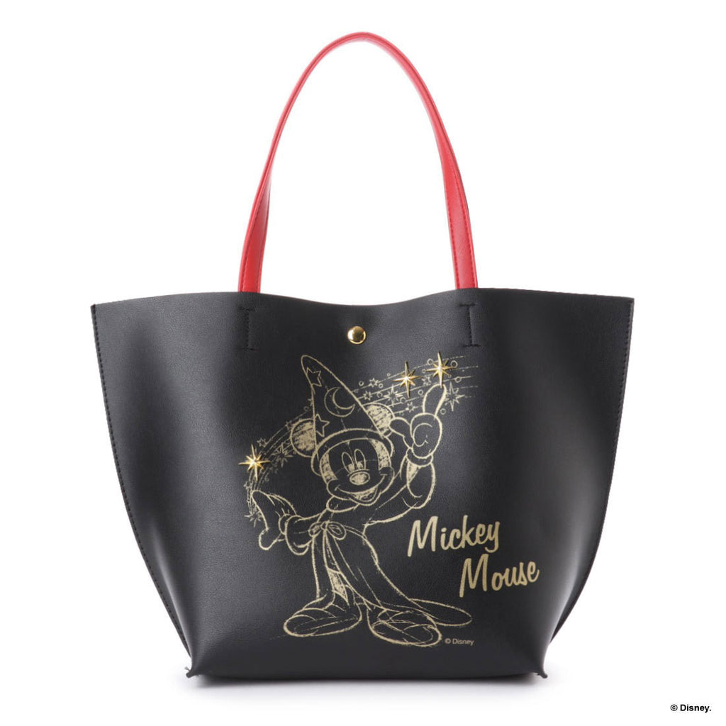 Mickey Tote Bag Black Star Corolle D23 Disney COLORS by Jennifer sky Japan