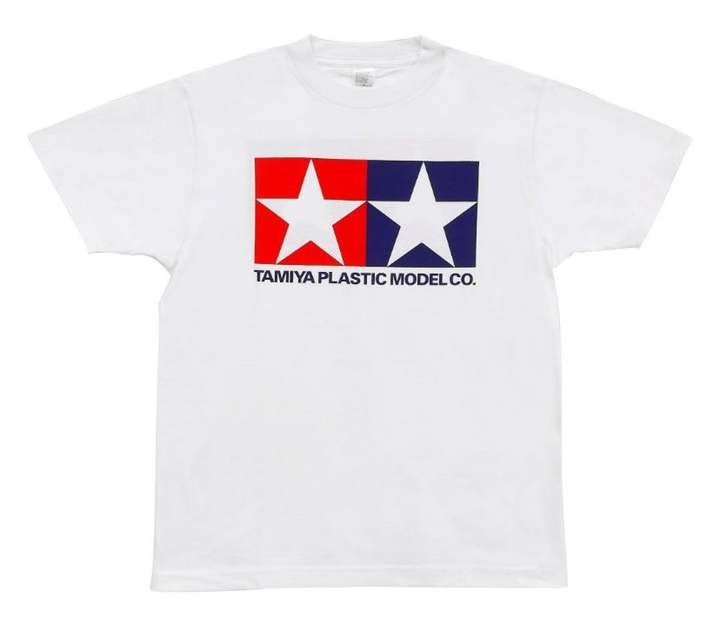 TAMIYA Plastic Model Co. T-Shirt S Japan 66710