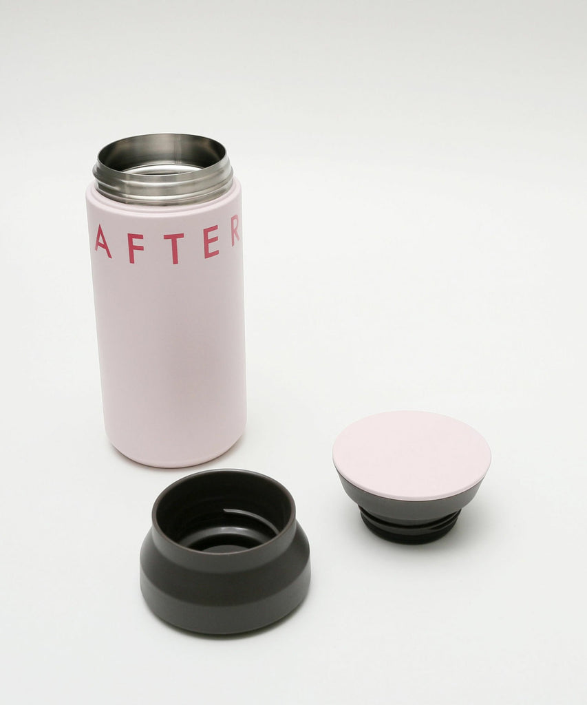KINTO Stainless Travel Tumbler Pink Afternoon Tea Japan