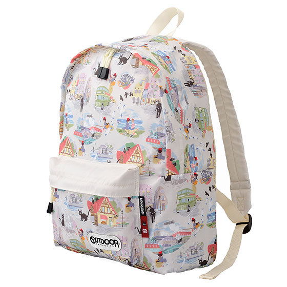 Kiki's Delivery Service Backpack Street Studio Ghibli OUTDOOR Japan