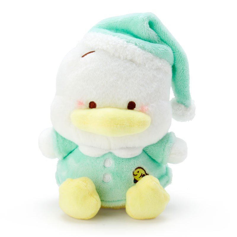 Ahiru no Pekkle Plush Doll Relaxed Pajama Sanrio Japan