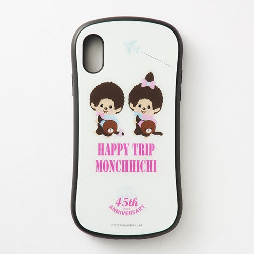 Monchhichi i select iPhone XR Case Cover Anniversary Japan