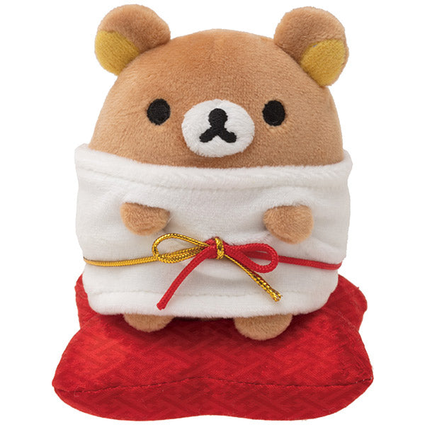 Rilakkuma Plush Doll Noshi Gift San-X Japan New Year 2020