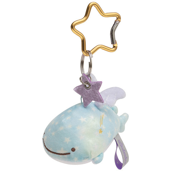 Jinbe San Plush Keychain Starry Sky Penguin San-X Japan