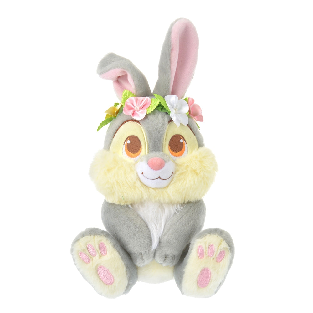Thumper Plush Doll Flower Garden Disney Store Japan Easter 2021