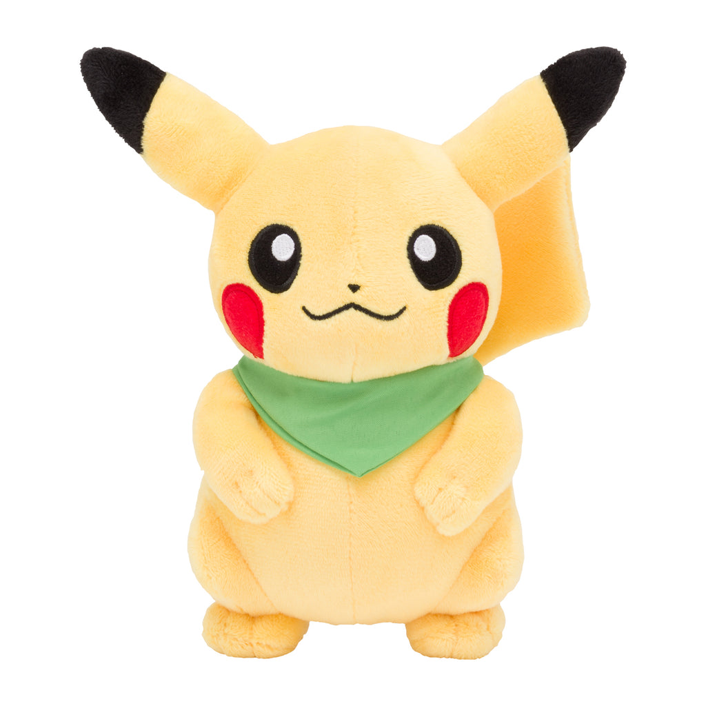 Pikachu Plush Doll Mystery Dungeon Rescue Team DX Pokemon Center Japan