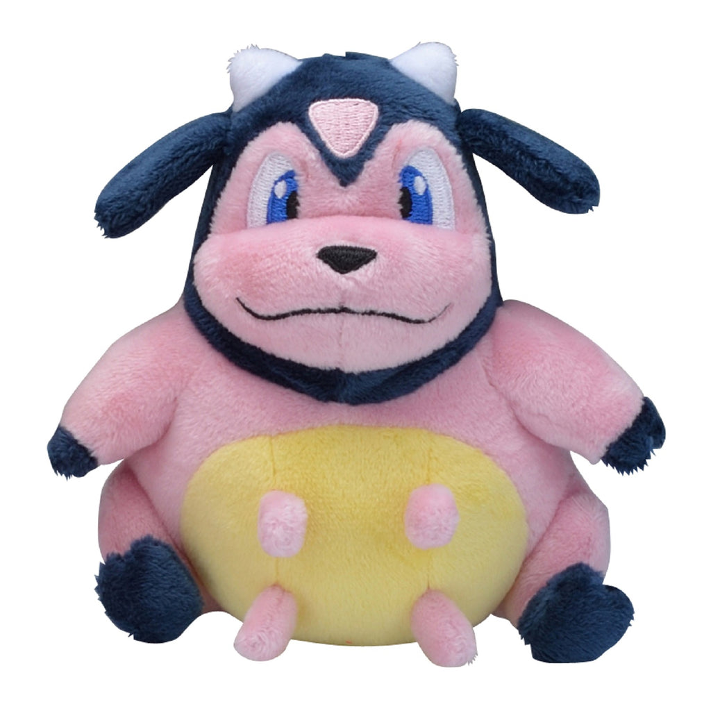 Miltank Plush Doll Pokemon fit Ver. 3 2019 Japan Original
