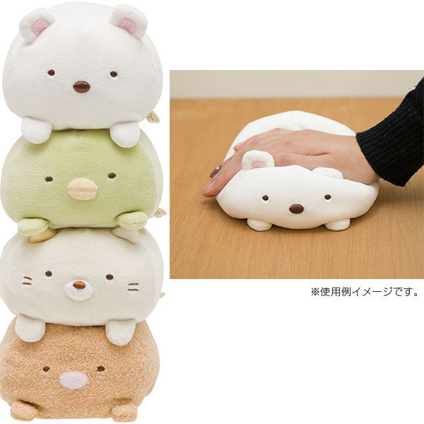 Sumikko Gurashi Super Soft Plush Doll Neko Cat San-X Japan NEW