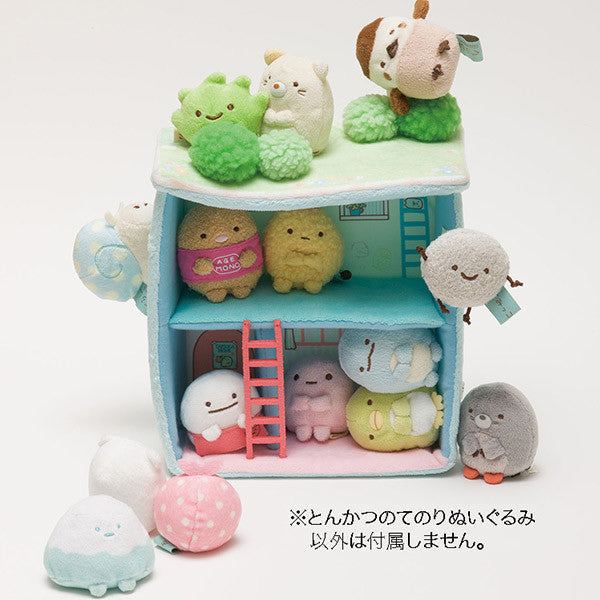 Sumikko Gurashi House Roof garden 2 stories San-X Japan
