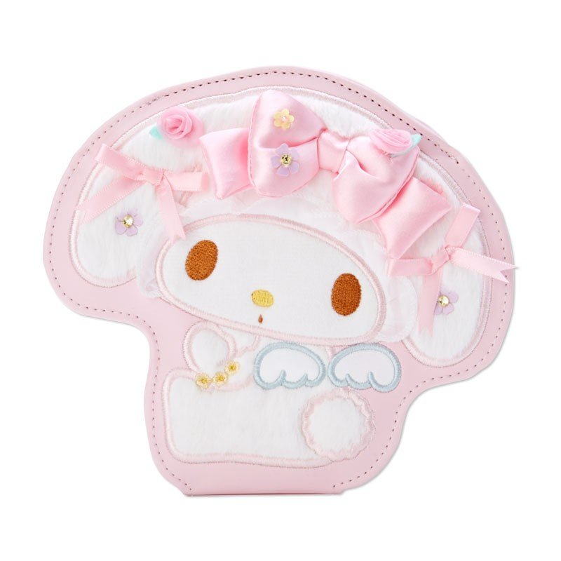 My Melody Color Folding Stand Mirror 45th Sanrio Japan