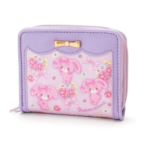 Bonbonribbon Kids Wallet Rose Sanrio Japan