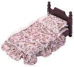 Furniture Sweet Bed Set Ka-502 Sylvanian Families Japan Calico Critters