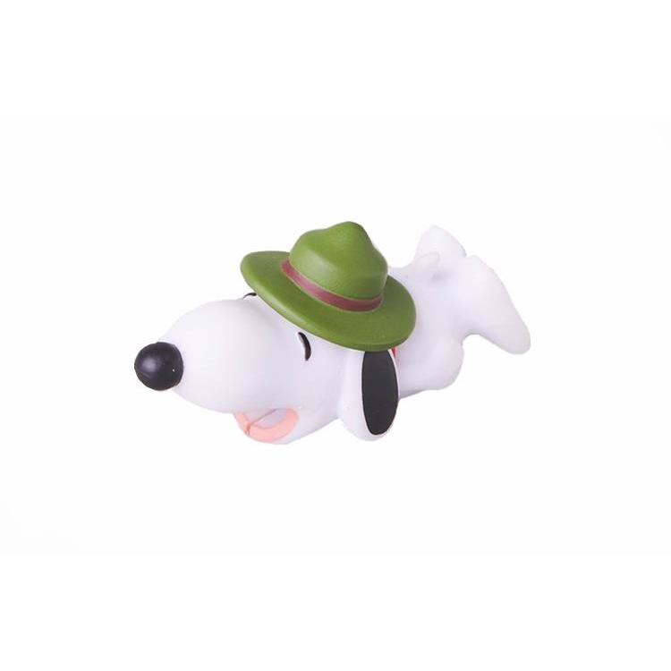 Snoopy Beagle Scout CABLE BITE Cable Protection for iPhone Japan