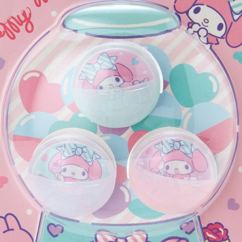 My Melody Clip Set Capsule Sanrio Japan