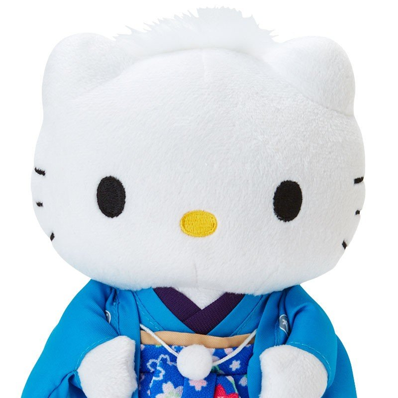 Dear Daniel Plush Doll Kimono Sanrio Japan New Year Hello Kitty