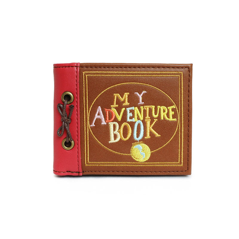 Up Wallet My adventure book Loungefly Disney Store Japan